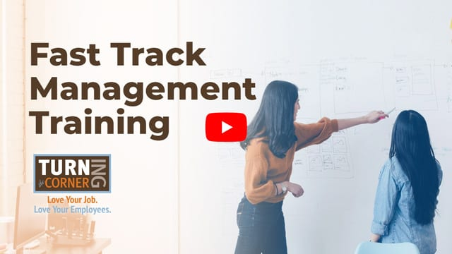 Fast Track Management Training video